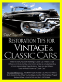 Restoration Tips for Vintage & Classic Cars
