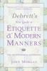 John Morgan - Debrett's New Guide to Etiquette and Modern Manners artwork