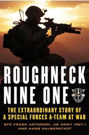 Roughneck Nine-One book
