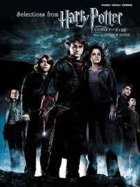 Selections from Harry Potter and the Goblet of Fire™ book