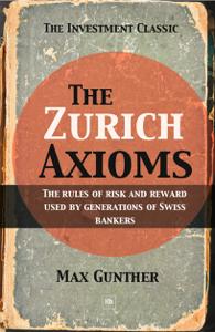 The Zurich Axioms Boekomslag
