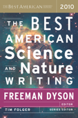 The Best American Science and Nature Writing 2010