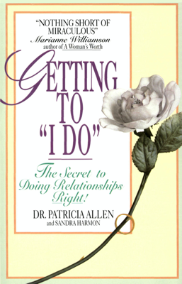 Getting To 'I Do' - Pat Allen & Sandra Harmon book