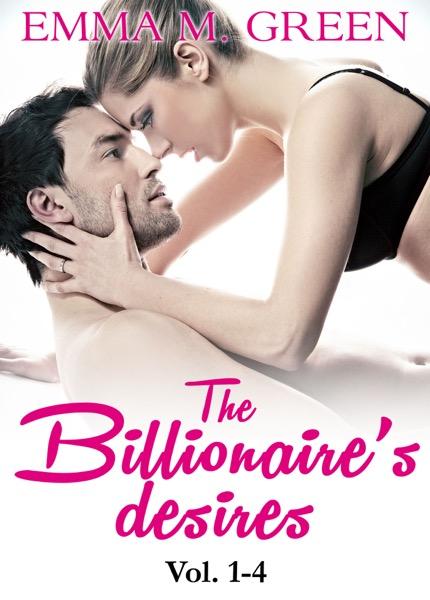 The Billionaire's Desires Vol 1-4