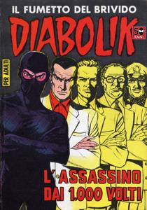 Diabolik #24 Libro Cover