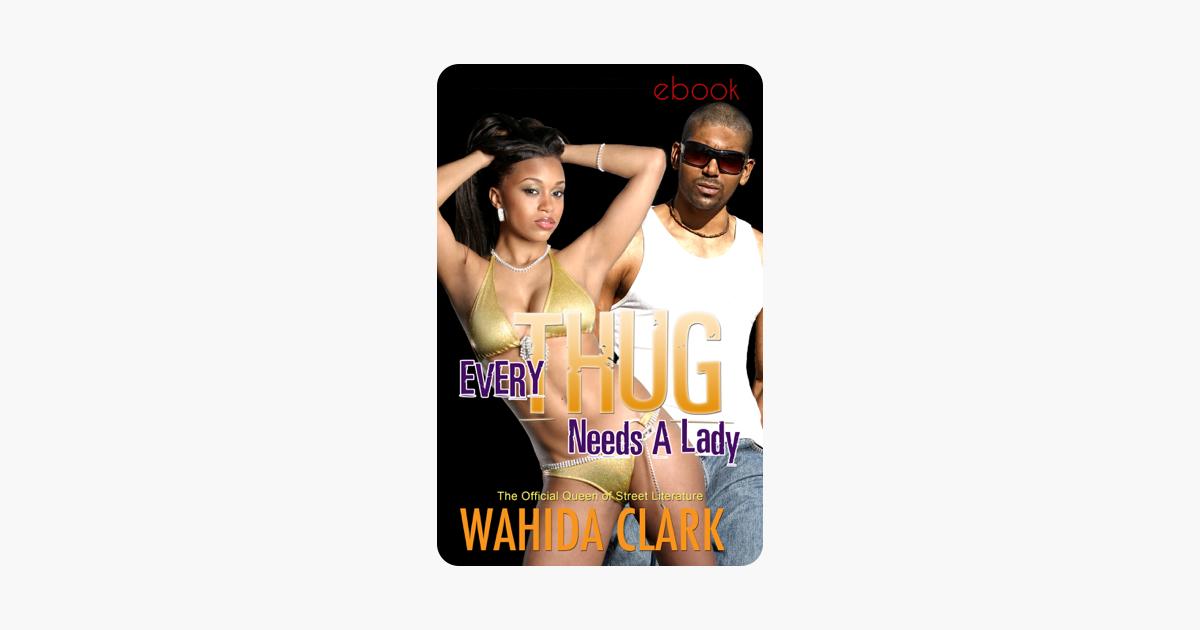 wahida clark every thug needs a lady