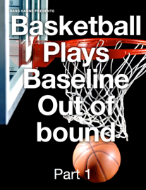 Basketball Plays Baseline Out of bound book