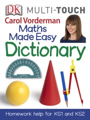 Maths Made Easy Dictionary Ages 5-8 Key Stage 1
