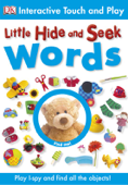 Little Hide and Seek: Words (Enhanced Edition)
