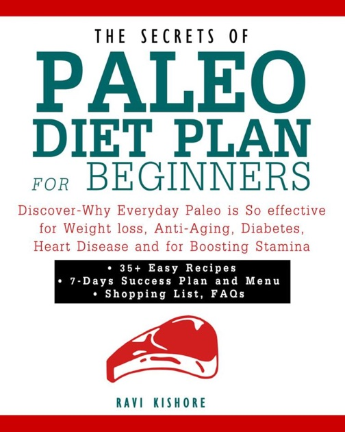 The Easy Paleo Diet Beginners Guide: Quick Start Diet and Lifestyle Plan PLUS 74 Sastifying Recipes