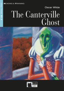 The Canterville Ghost Copertina del libro