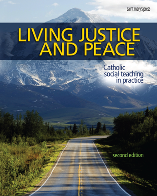 Living Justice and Peace, Second Edition - Jerry Windley-Daoust book