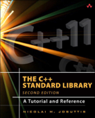 C++ Standard Library, The: A Tutorial and Reference, 2/e