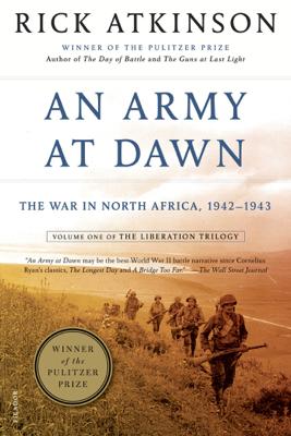 An Army at Dawn - Rick Atkinson book