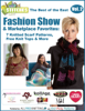 Prime Publishing - The Best of the East Fashion Show & Marketplace Favorites: 7 Knitted Scarf Patterns, Free Knit Tops & More free eBook ilustraciГіn