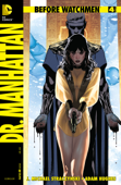 Before Watchmen: Dr. Manhattan #4