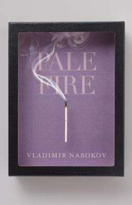 Pale Fire - Vladimir Nabokov book
