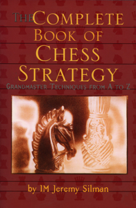 Complete Book of Chess Strategy Boekomslag