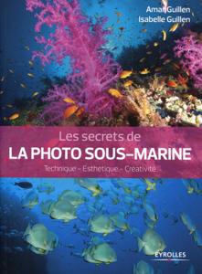 Les secrets de la photo sous-marine La couverture du livre martien
