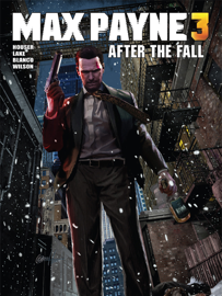 Max Payne 3: After the Fall book