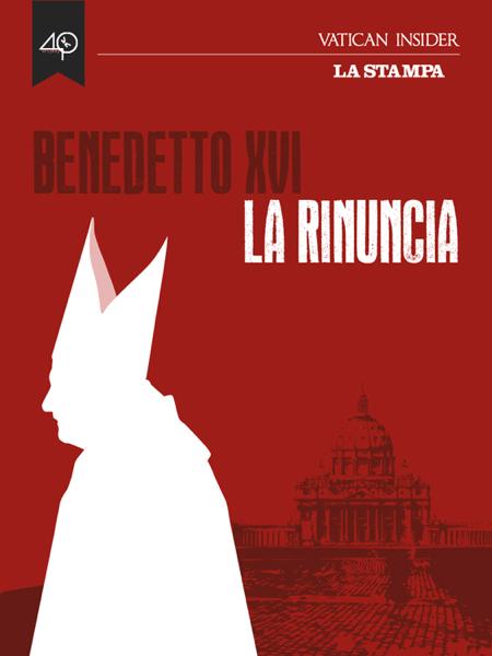 Benedetto XVI, La rinuncia da AA.VV.