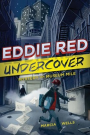 Eddie Red Undercover Mystery On Museum Mile