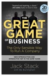 The Great Game Of Business Expanded And Updated