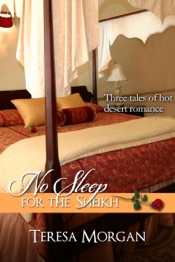 Download No Sleep for the Sheikh (Three Hot Sheikh Romances)