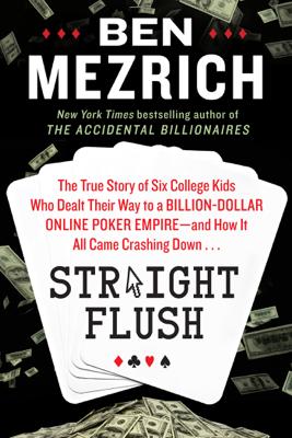 Straight Flush - Ben Mezrich book