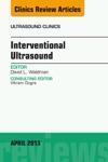 Interventional Ultrasound An Issue Of Ultrasound Clinics