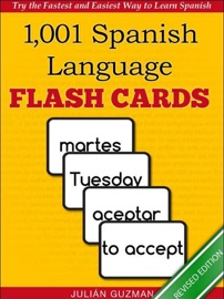 1 001 Spanish Language Flash Cards