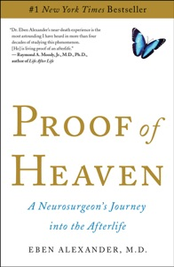 Proof of Heaven Book Cover