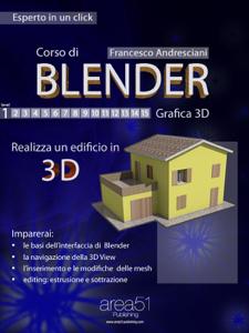 Corso di Blender – Grafica 3D. Livello 10 Copertina del libro