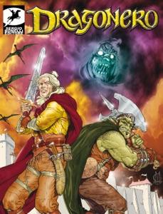 Dragonero Book Cover