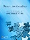 2012 Report To Members