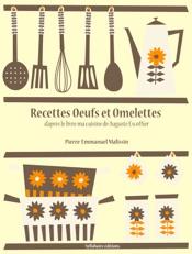 Download Recettes œufs et omelettes