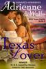 Adrienne deWolfe - Texas Lover (Wild Texas Nights, Book 2) bild
