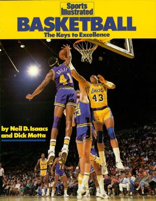 Basketball - Neil D. Isaacs & Dick Motta book