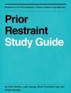 Prior Restraint Study Guide
