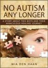 No Autism Any Longer A Story About Two Boys And Their Miraculous Healing Journey