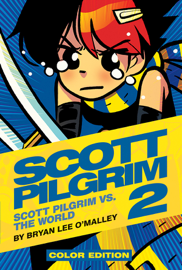 Scott Pilgrim Color Volume 2