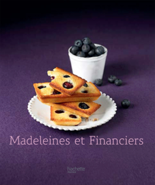 Madeleines et financiers