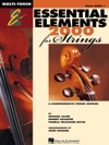 Essential Elements 2000 For Strings - Book 1 For Cello Textbook