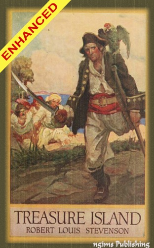 Robert Louis Stevenson & Louis Rhead - Treasure Island + FREE Audiobook Included