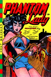 THE PHANTOM LADY, NUMBER 17, THE SODA MINT KILLER