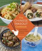 The Chinese Takeout Cookbook Book Cover