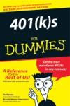 401ks For Dummies