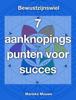 Marieke Mouwe - 7 aanknopingspunten voor succes artwork