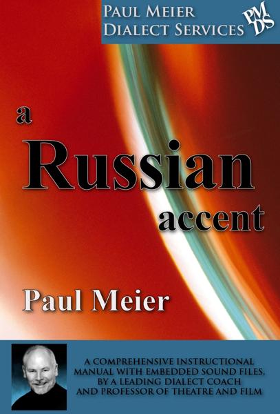 A Russian Accent eBook