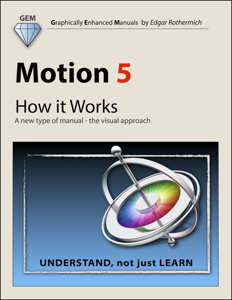 Motion 5 - How It Works La couverture du livre martien